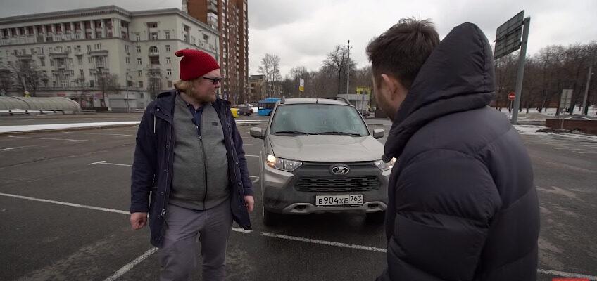 Большой тест-драйв Lada Niva Travel раскрывает все нюансы этого внедорожника