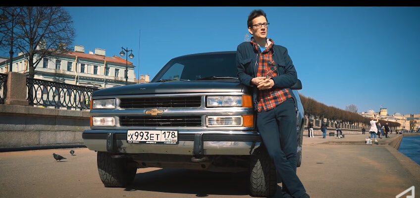 Видео: GMC Suburban - огромный джип всего за 500 000 рублей
