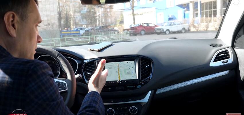 Видео: новая мультимедиа в Lada Vesta - этого ждали давно