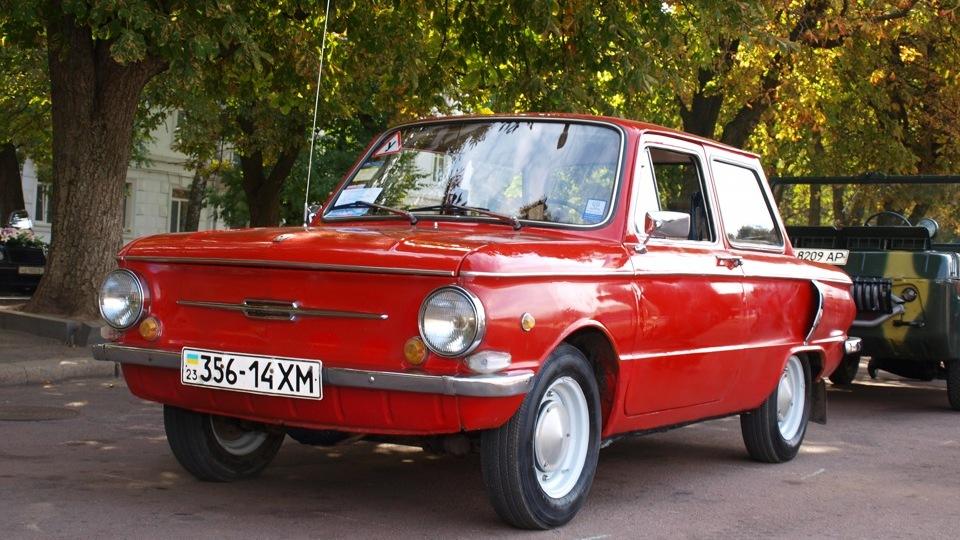 ТОП-3 факта о советском автопроме