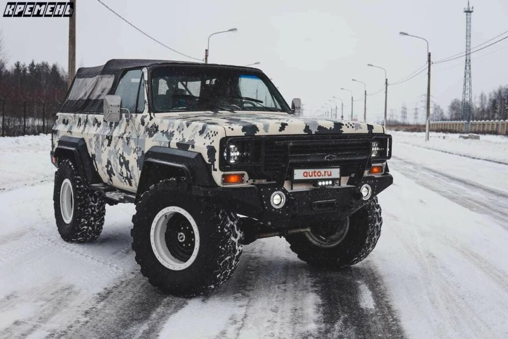 Chevrolet Blazer, которому 40 лет продают за 3 млн рублей - что в нем особенного?