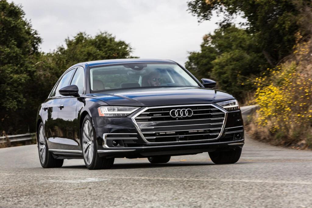Внешний вид Audi A8