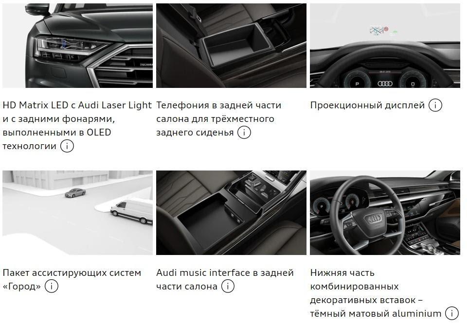 """Audi А8 - что представляет из себя легендарная """"авоська"""" в 2021 году"""