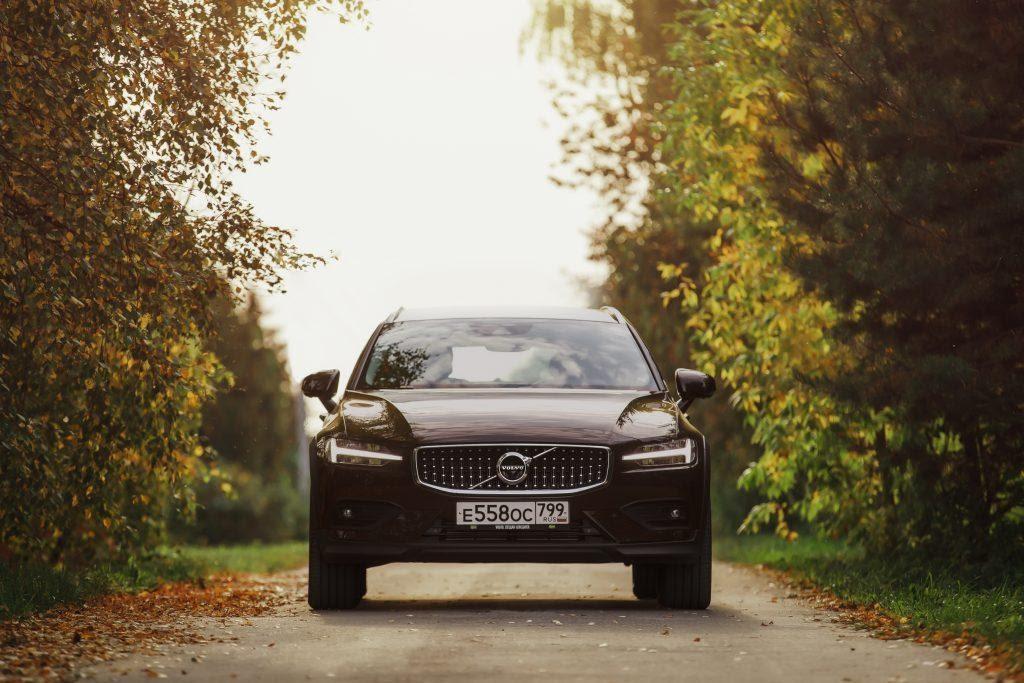 Внешний вид Volvo V60
