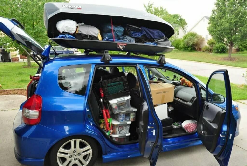 Переезд на авто – как все сделать правильно?