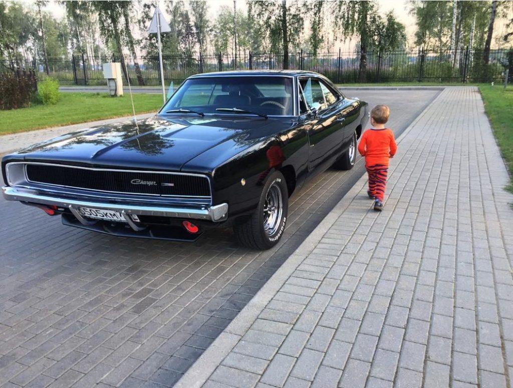 Dodge Charger братьев Чадовых