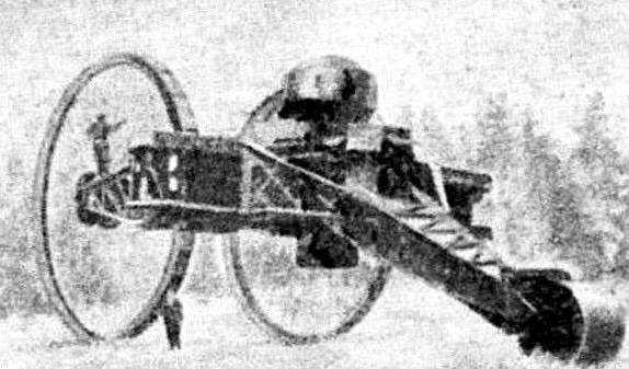 Первые автомобили в истории России