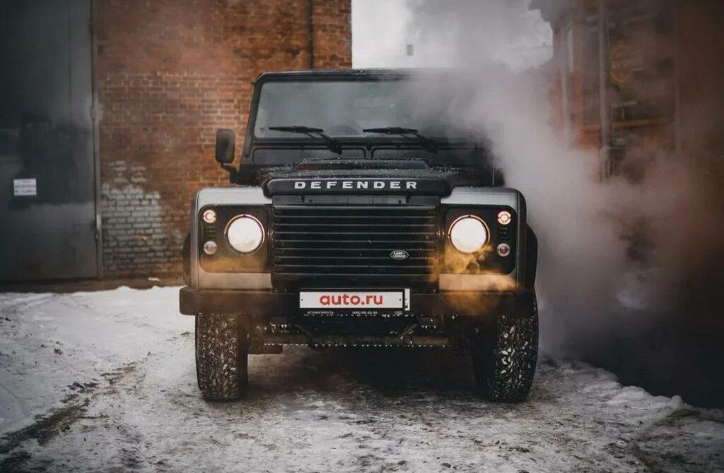 Семилетний Land Rover Defender за 3 млн рублей - один из лучших на рынке?