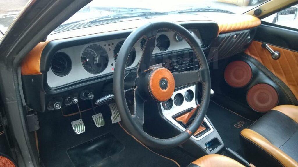 """Старый добрый Mitsubishi Celeste с необычным для """"японца"""" экстерьером"""