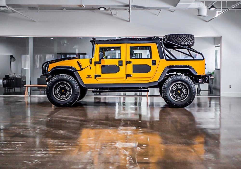 Такой Hummer стоит больше 22 000 000 рублей, и он даже не новый