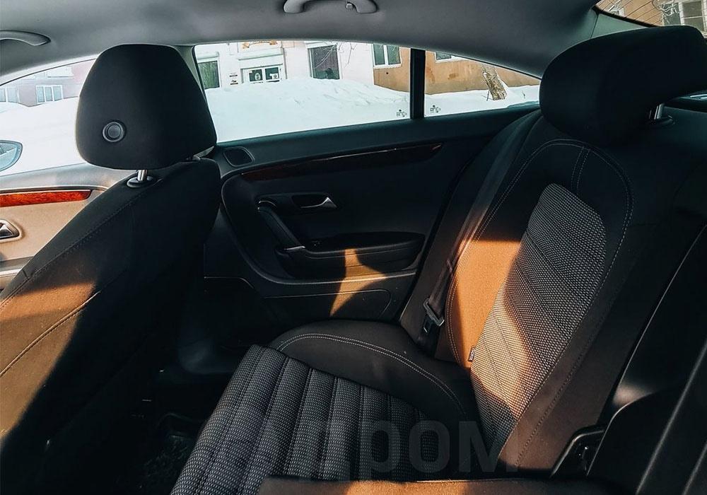 Volkswagen Passat CC за 700 000 рублей - достойный представитель б.у. рынка авто