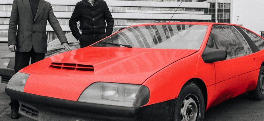 «Лаура» – одна из лучших самодельных машин по качеству и характеристикам родом из СССР