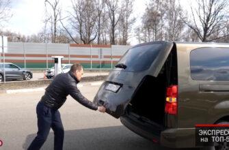 Видео: Opel Zafira - фургон, который даст фору многим кроссоверам