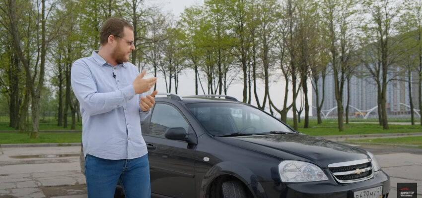 "Видео: Chevrolet Lacetti - старый добрый ""народный"" авто"