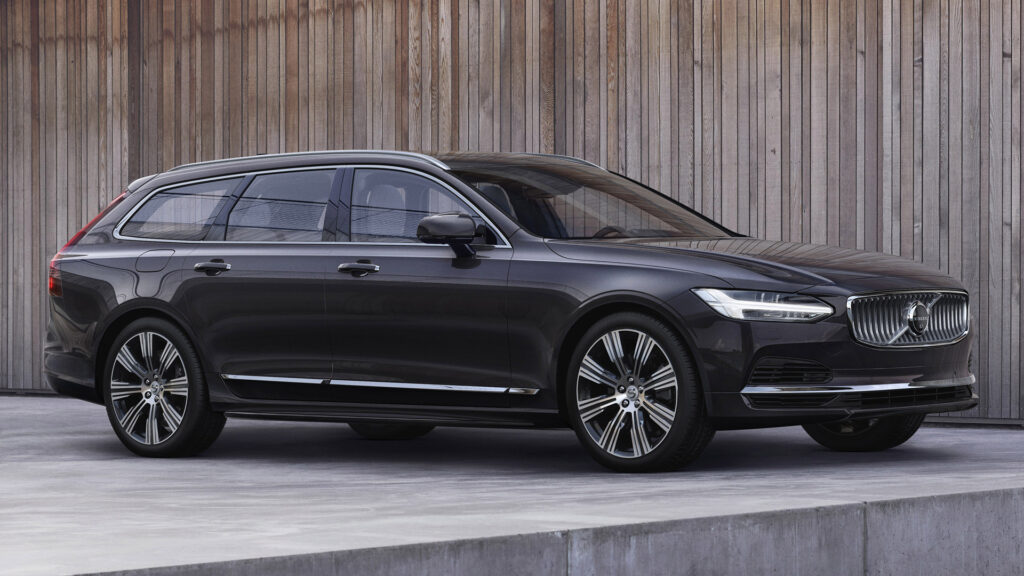Внешний вид Volvo v90