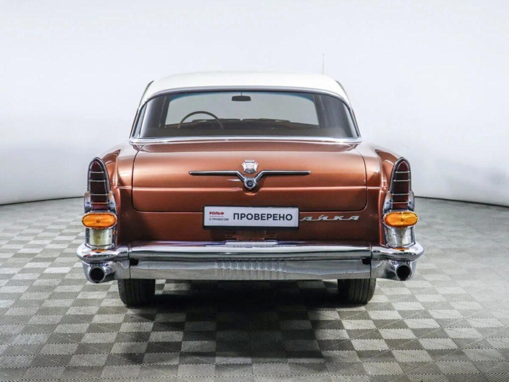 """ГАЗ-13 """"Чайка"""" - страница истории за 8 500 000 рублей"""