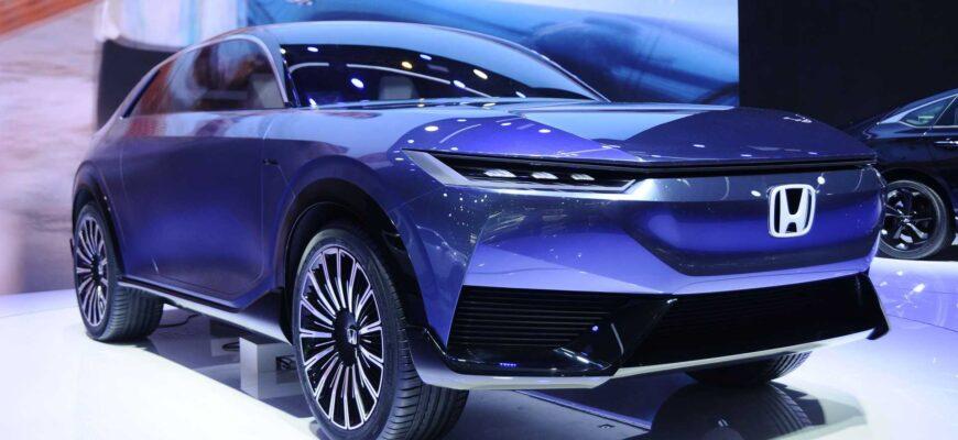Электрическое будущее: подборка новинок Шанхайского автосалона 2021