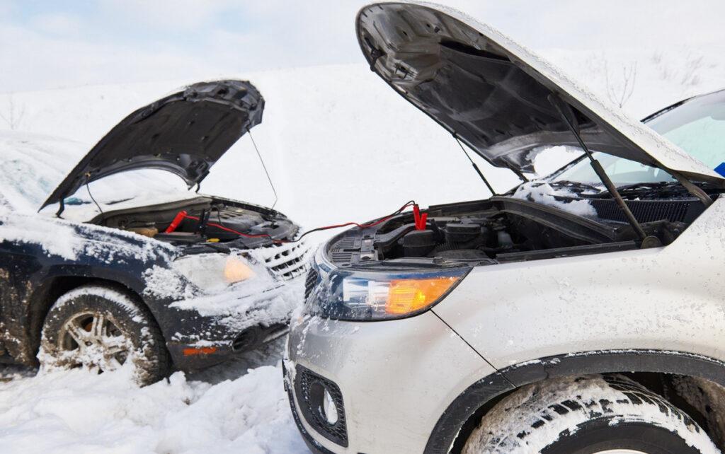 Проблемы с запуском автомобиля на холоде