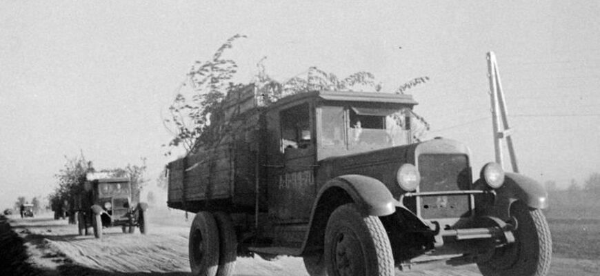 Машины Победы - три главных помощника фронта