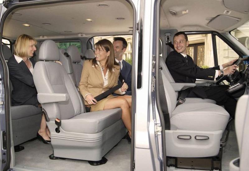 Перевозка в микроавтобусах также регламентирована