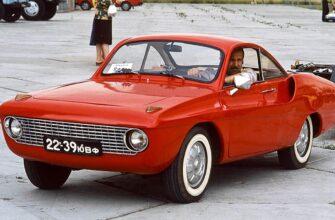 "Спортивное купе ""Спорт-900"" родом из Советского Союза"