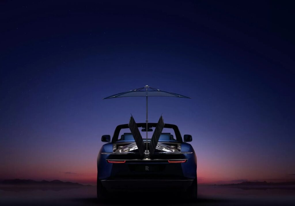 Так будет выглядеть Rolls-Royce Boat Tail за 2 миллиарда рублей