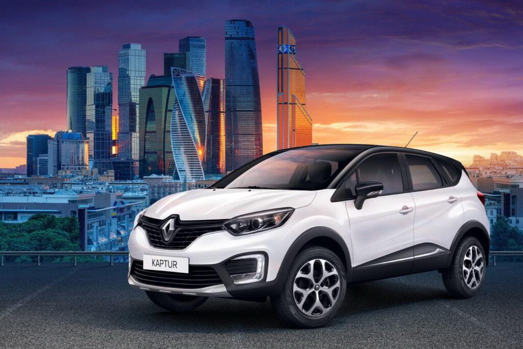 Купить машину Renault online стало реальностью