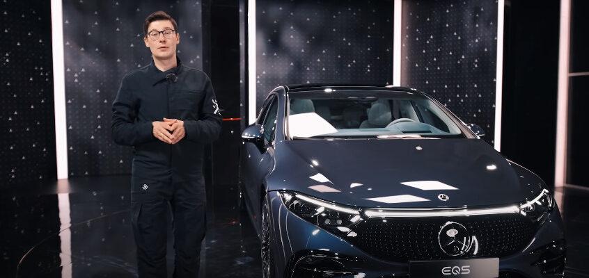Видео: обзор Mercedes-Benz EQS - новая эра автомобилестроения