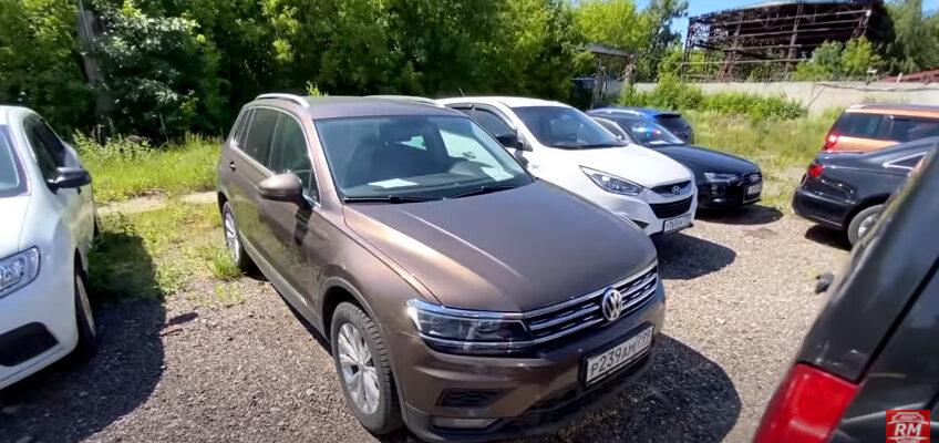 Видео: за сколько можно купить хороший VW Tiguan на вторичке сегодня?