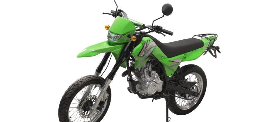 Lifan LF200GY-3U - самый дешёвый новый мотоцикл в России