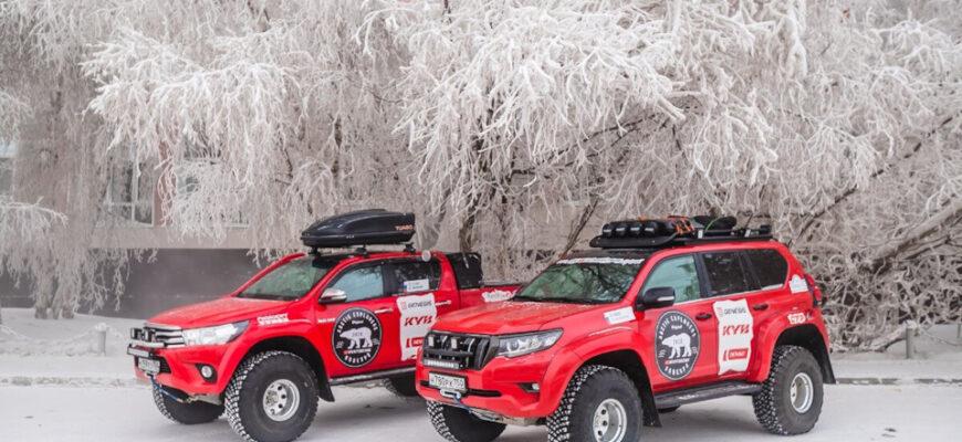 Как утеплить автомобиль по максимуму, чтобы сгодилось даже для Арктики?