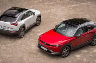 Мы пойдем своим путем: Mazda оставит в производственной гамме автомобили с ДВС