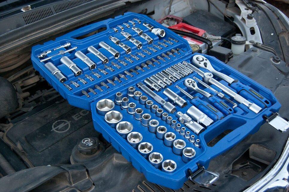 Набор автомобильного инструмента