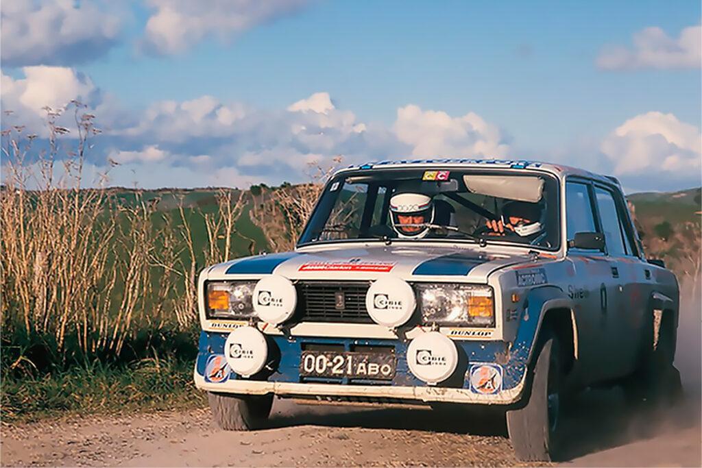 Оригинальная Lada VFTS разработана по международным стандартам спортивных автомобилей «Группы Б»