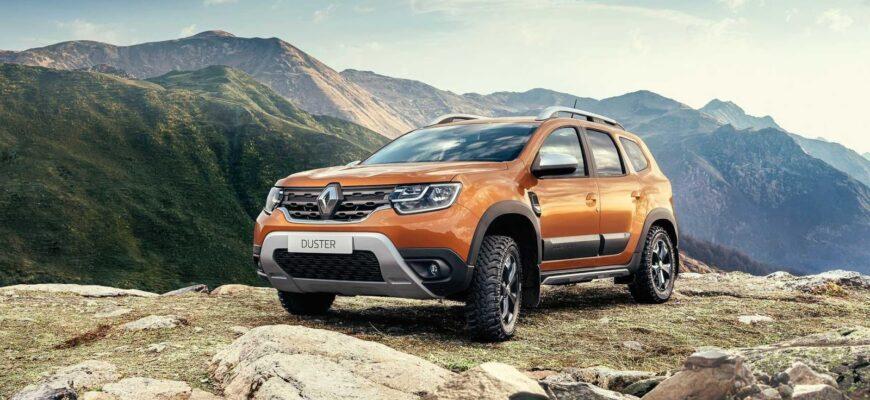 ТОП-3 альтернативы Renault Duster со вторичного рынка России