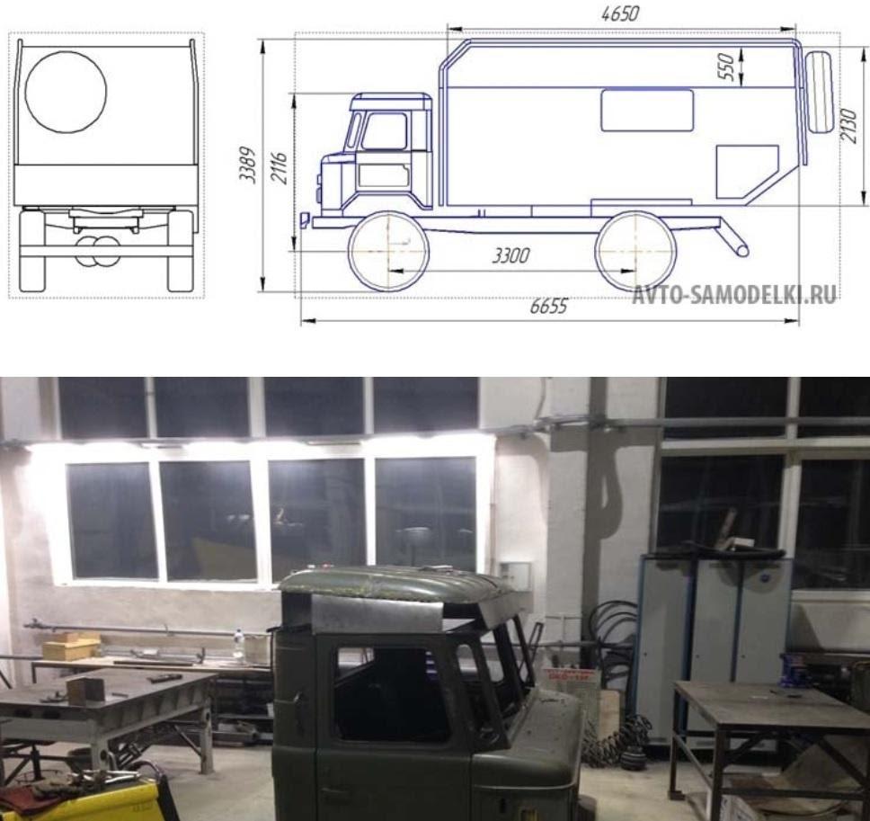 Для успешной реализации проекта подготовлен комплект чертежей
