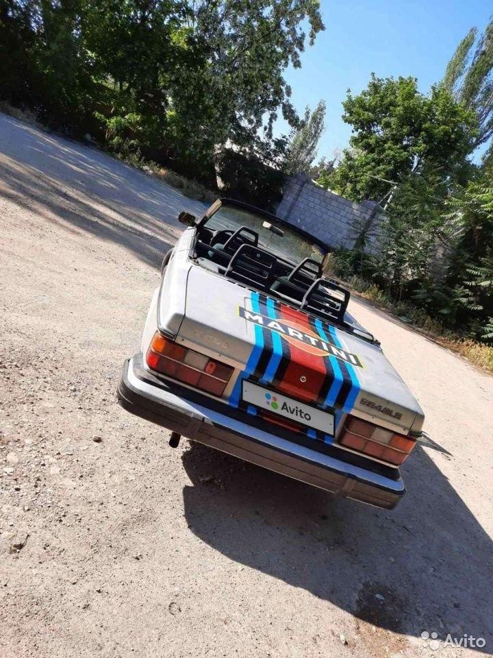 Volvo 260 всего за 40 000 рублей - как сделать лето еще ярче