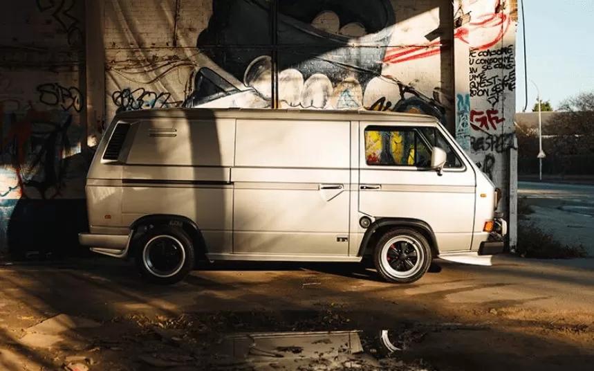 Volkswagen T3 1982 года выпуска, который даст фору многим современным авто