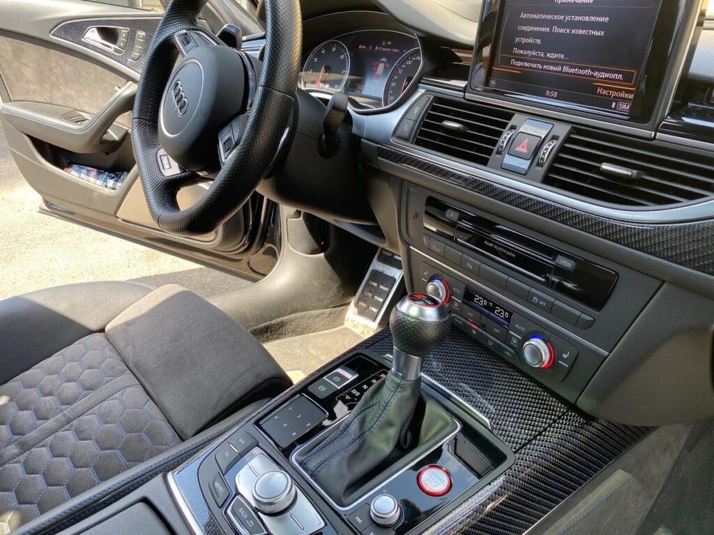 Audi с пробегом 35 000 километров за 13 млн рублей - рядовое предложение рынка или оверпрайс?