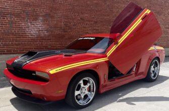"Dodge Challenger SRT8: 13-летний авто на 400 ""сил"" в отличном состоянии"