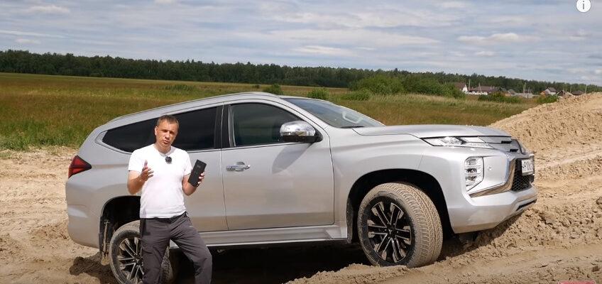 """Видео: новый Mitsubishi Pajero Sport - остался ли в нем """"спорт""""?"""