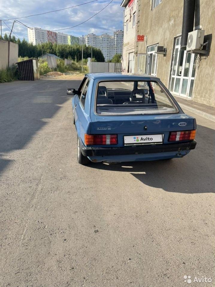 Ford Escort менее чем за 100 000 рублей - хороший вариант для первого авто?