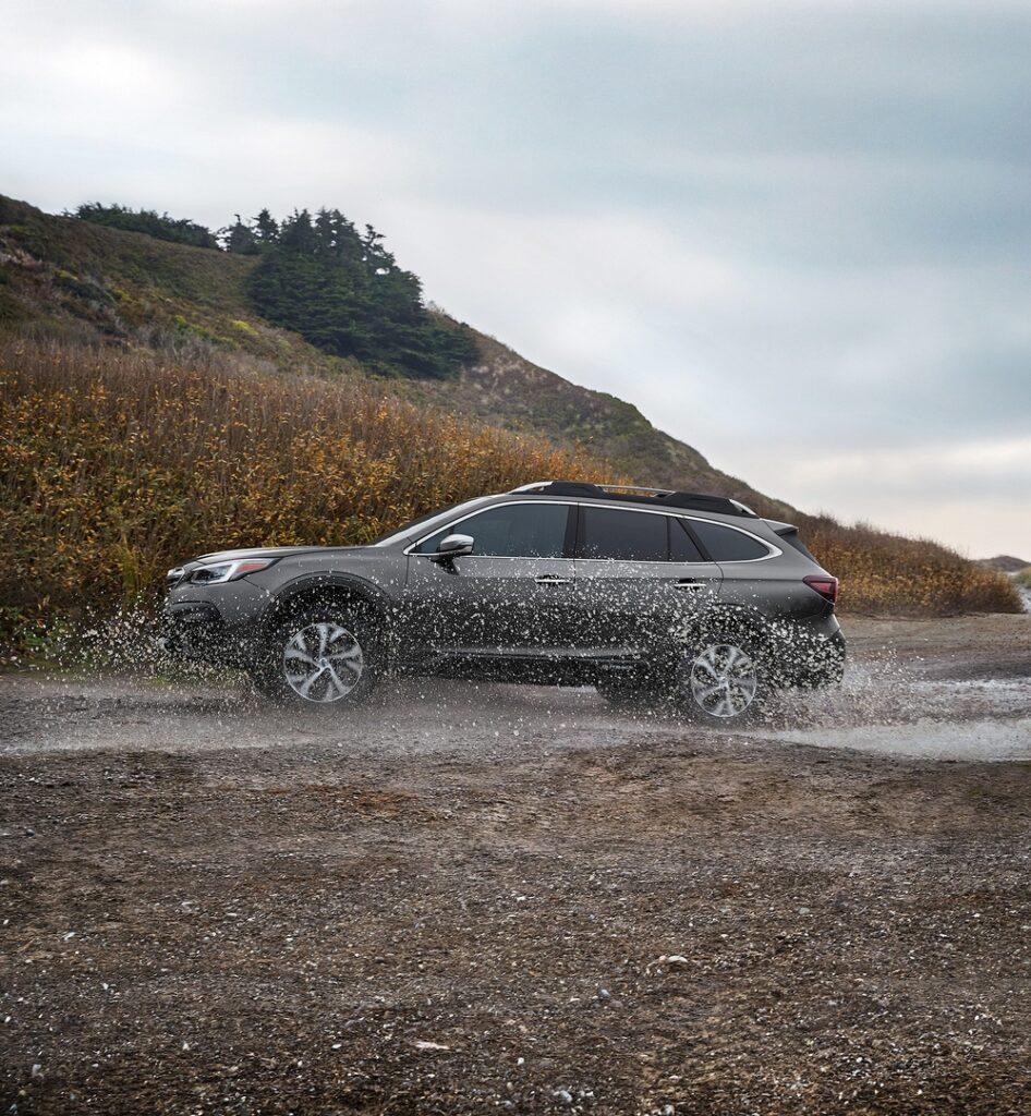 Известна цена нового Subaru Outback  для российского рынка