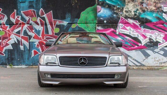 Mercedes-Benz SL-Класс: немецкое качество сквозь года