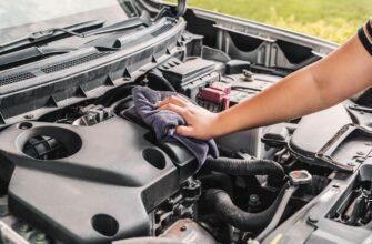 5 самых частых ошибок при мойке двигателя