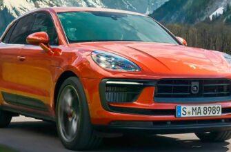 Самый доступный Porsche обновлен: обзор кроссовера Macan