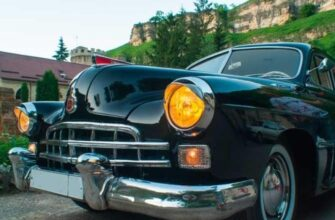 История восстановления одного из лучших советских автомобилей - «ЗиМ»