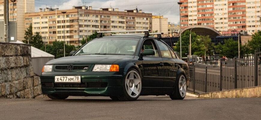 """Пожалуй, самый """"народный"""" Volkswagen: преимущества и недостатки Passat B5"""