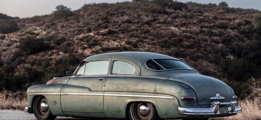 Этот электро-ретро-кар может дать фору современной Tesla: Mercury Coupe