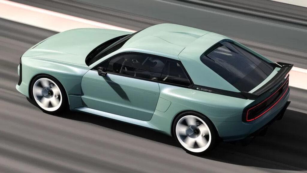 Техническое оснащение электромобиля обеспечивает отличные ходовые параметры